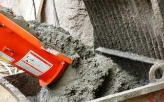 Какой цемент лучше для фундамента гаража