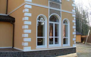 Архитектурные детали фасадов