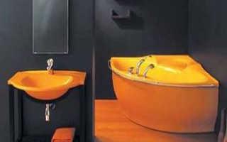 Акриловая ванна это какой материал