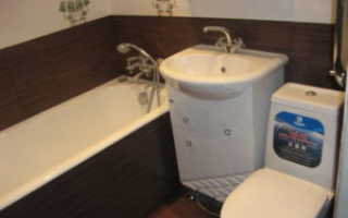 Ванная комната ремонт под ключ цена
