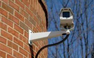 Системы видеонаблюдения самостоятельная установка
