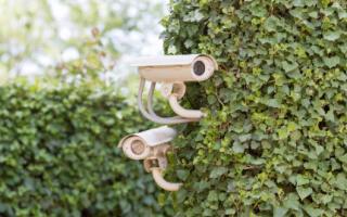 Установка камер видеонаблюдения самостоятельно