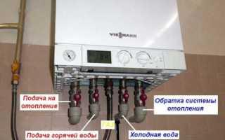 Двухконтурные газовые котлы описание