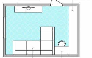 Варианты ремонта маленькой комнаты