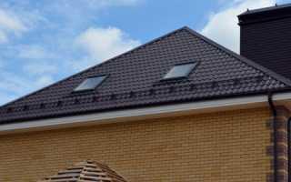 Вальмовая крыша это и ее виды