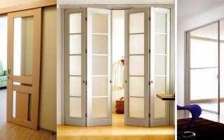 Раздвижная дверь фото