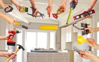 Варианты ремонта в доме