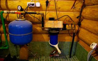 Прокладка водопровода от колодца к дому