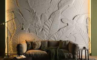 Барельефы на стену