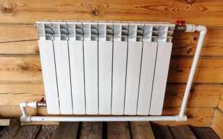 Схема отопления радиаторами в частном доме