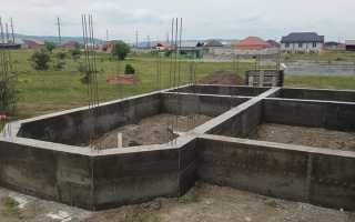 Какой фундамент для дома