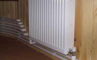 Схема подключения центрального отопления в частном доме
