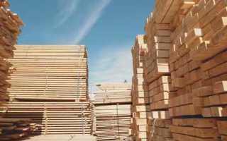 Виды строительных материалов из дерева