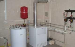 Схема подключения котла отопления в частном