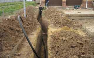 Прокладка водопроводных труб в частном доме
