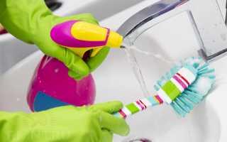 Чем отмыть кирпич от ржавчины