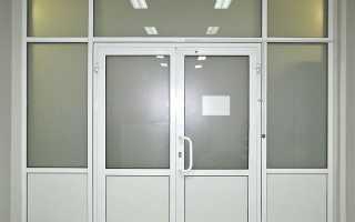 Регулировка двери пвх