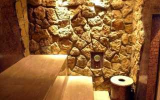 Камень для отделки бани