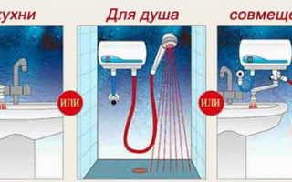 Схема отопления и горячего водоснабжения частного дома