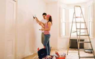 Варианты ремонта гостиной комнаты
