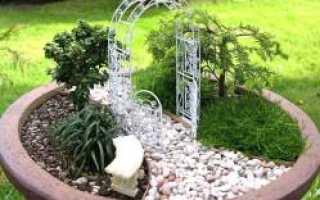 Идеи для мини сада
