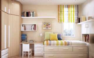 Варианты ремонта маленькой комнаты фото