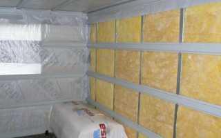 Какие есть утеплители для стен