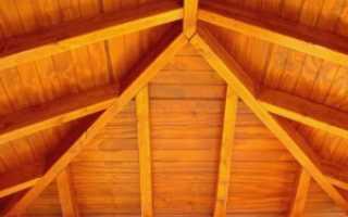 Вальмовая крыша устройство стропильной системы