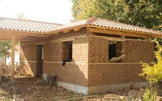 Безопасный материал для строительства дома