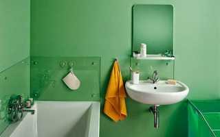 Бюджетный ремонт ванны