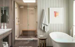 Бюджетный ремонт маленькой ванной комнаты фото