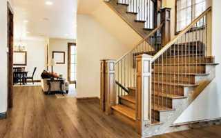 Простые лестницы на второй этаж