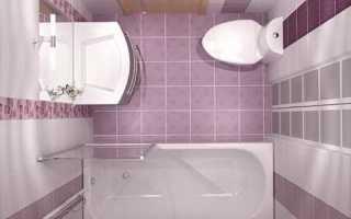Варианты ремонта в маленькой ванной комнате фото