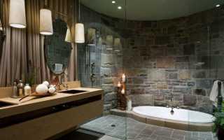 Ванна отделочные материалы