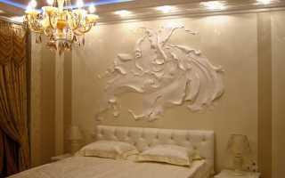 Барельефы на стенах в квартире фото