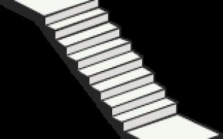 Расчет лестницы из бетона онлайн