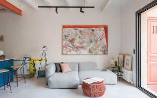 Бюджетный ремонт квартиры студии