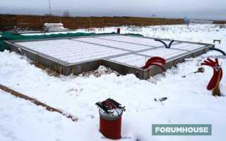 Какая толщина пеноплекса нужна для утепления фундамента