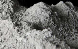 Как это делают цемент