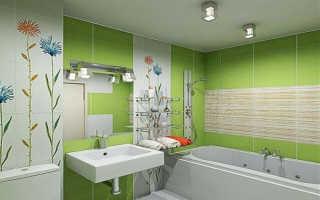 Виды ремонта в ванной комнате