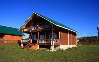 Какой фундамент лучше под деревянный дом