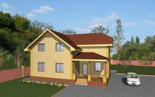 Варианты крыш частных домов с мансардой
