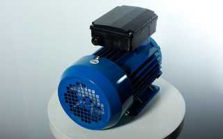 Способы подключения электродвигателя
