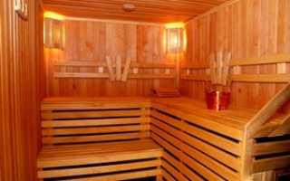 Фото отделки бани внутри своими руками
