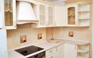 Дизайн маленькой кухни с газовой плитой фото