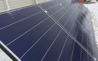Солнечные батареи экономия электроэнергии