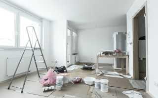 Ремонт что сначала обои или натяжной потолок