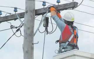 Сроки подключения к электросетям частного дома