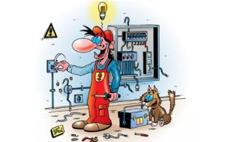 Способы разводки электропроводки