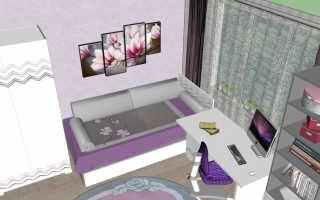 Составить дизайн комнаты самостоятельно онлайн бесплатно